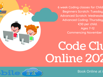 Beginners Coding Club Online