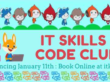 HTML & CSS Improvers Code Club