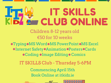 IT Skills Club Online