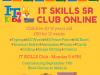 IT Skills Senior Club Online