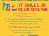 IT Skills Junior Club Online
